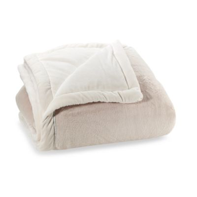 Cyprus Twin Blanket with Thinsulate™ in Pearl