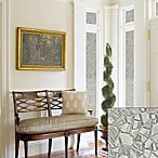 Decorative Privacy Film Sidelight Glass Cling in Mosaic