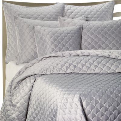 Barbara Barry® Crescent Moon European Sham in Lagoon