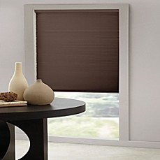 Insola® Cordless Cellular Honeycomb Shade in Espresso