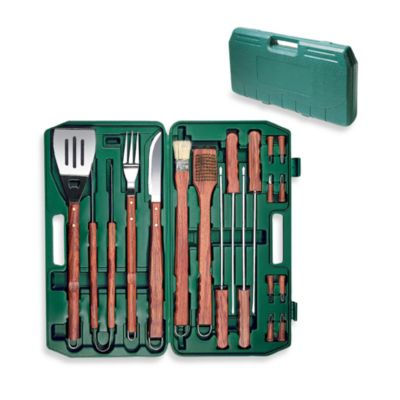 Picnic Time® 18-Piece BBQ Tool Set