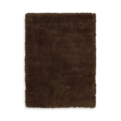 Nourison Splendor Chocolate 2-Foot 3-Inch x 3-Foot 9-Inch Accent Rug