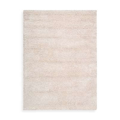Nourison Splendor 5-Foot x 7-Foot Room Size Rug in White