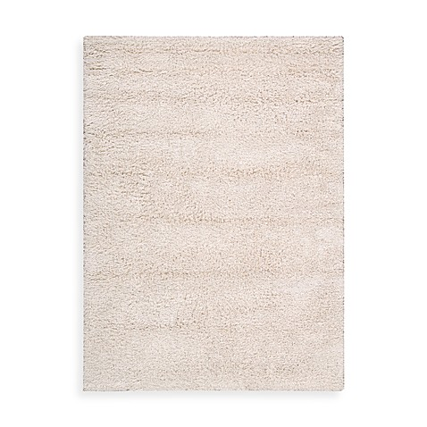 Nourison Splendor Rug in White