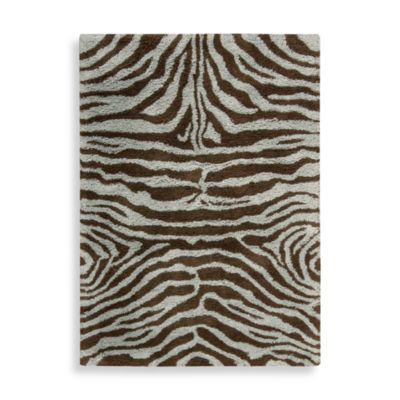 5 x 7 6 Nourison Brown Area Rug