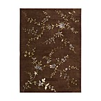 Nourison Modern Elegance Rug in Brown