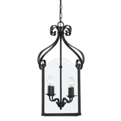 Quoizel Gentry 4-Light Cage Chandelier
