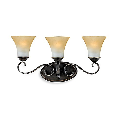 Quoizel®  Duchess 3-Light Bath Fixture