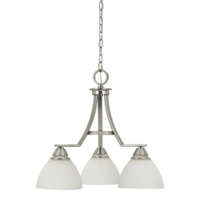 Quoizel Ibsen 3-Light Dinette Chandelier