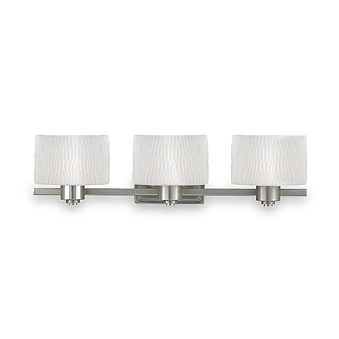 Quoizel®  Pacifica 3-Light Bath Fixture