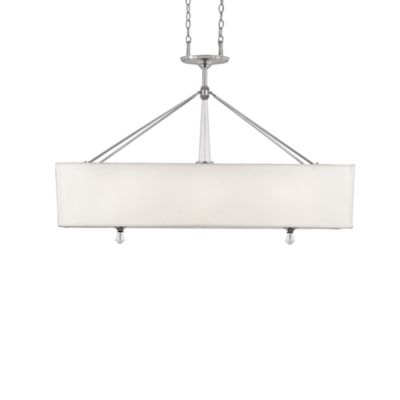 Quoizel® 3-Light Deluxe Island Chandelier