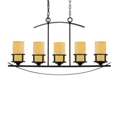 Quoizel Kyle 5-Light Island Chandelier