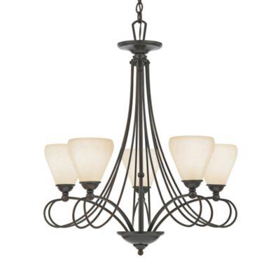 Quoizel Denmark 5-Light Chandelier