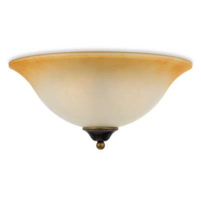 Quoizel® Duchess Large Floating Flush Mount Light Fixture