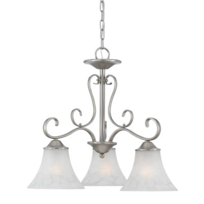 Duchess 3-Light Dinette Chandelier