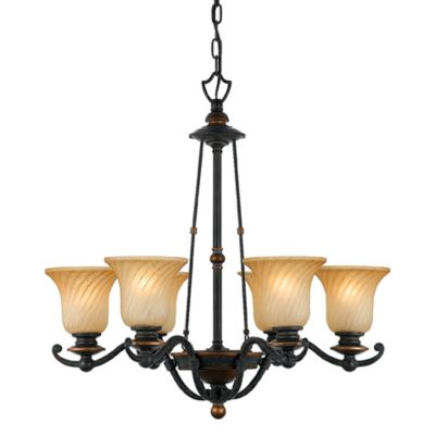 Quoizel® Genova 6-Light Chandelier