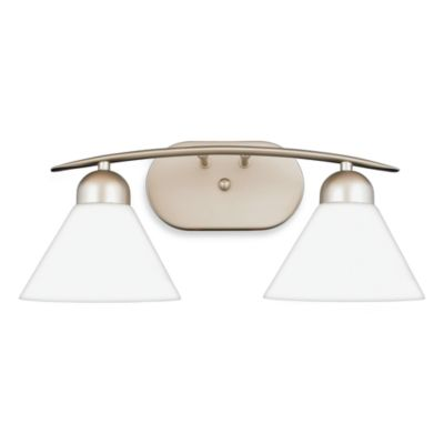 Quoizel® Demitri 2-Light Bath Fixture