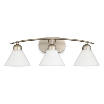 Quoizel® Demitri 3-Light Bath Fixture
