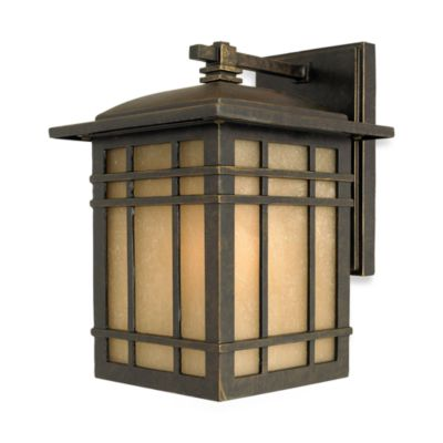 Quoizel® Hillcrest Small Wall Lantern