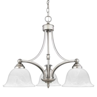 Quoizel Delray 2-Light Dinette Chandelier