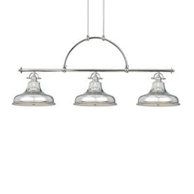 3-Light Emery Island Chandelier