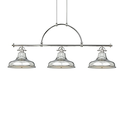 Quoizel®  3-Light Emery Island Chandelier