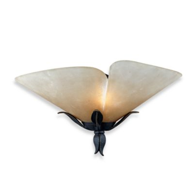 Quoizel® 1-Light Yuma Pocket Wall Sconce