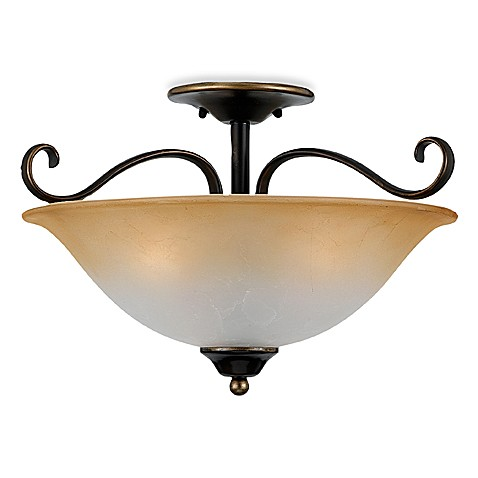 Quoizel®  Duchess Medium Semi Flush Mount