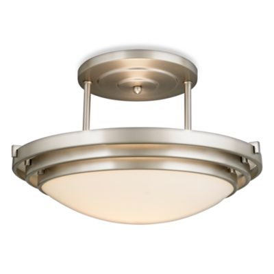Quoizel® Electra Medium Semi Flush Mount Fixture