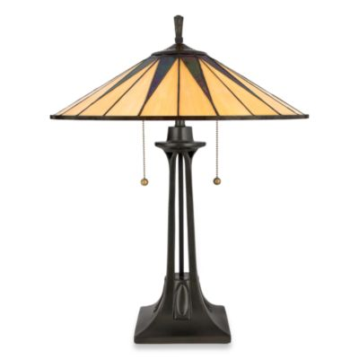 Quoizel® Gotham Table Lamp