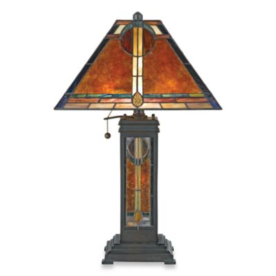 Quoizel® San Gabriel Table Lamp