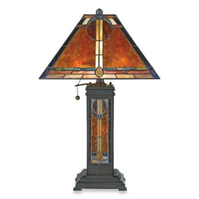 Quoizel® San Gabriel Table Lamp