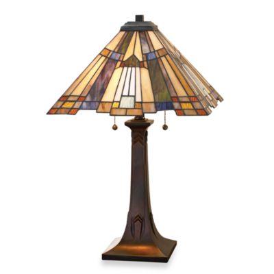 Quoizel® Inglenook Table Lamp