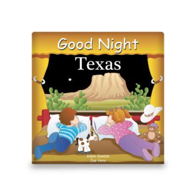 Good Night Board Book in Texas