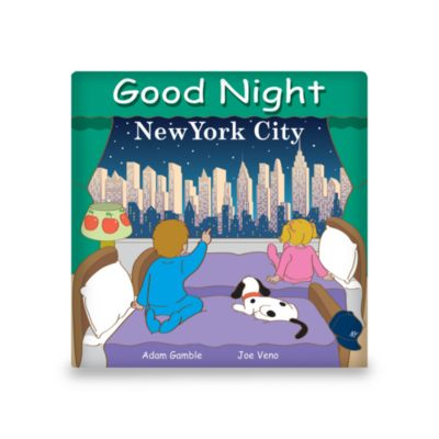 New York City Good Night Board Book