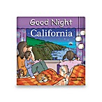 Good Night Board Book in California