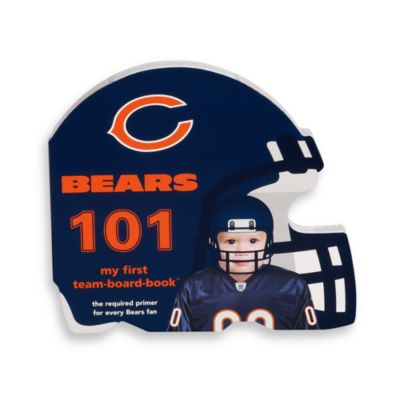 NFL Children's Board Book in Chicago Bears 101