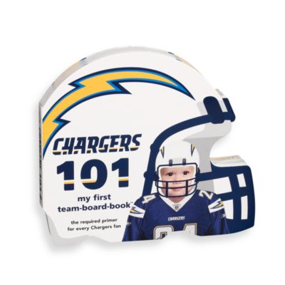 NFL Children's Board Book in San Diego Chargers 101