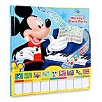Piano Keys Board Book in Mickey Mouse