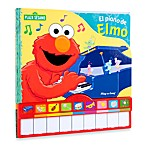 Piano Keys Board Book in Elmo