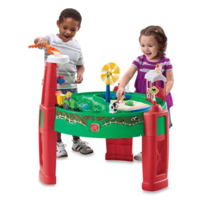 Step2® Sand and Water Fun Farm