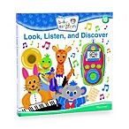 Baby Einstein Look, Listen and Discover Play-a-Song Book