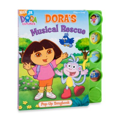 Books > Dora the Explorer: Dora's Musical Rescue Book