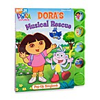 Dora the Explorer: Dora's Musical Rescue Book