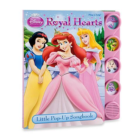 Princess Pop-up Song Book
