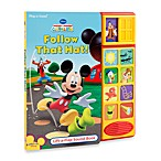 Mickey Mouse Clubhouse: Follow That Hat! Play-a-Sound Book
