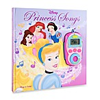Disney® Princess Song Book with Sound Player
