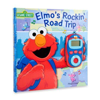 Sesame Street® Elmo's Rockin' Road Trip Book with Sound Player