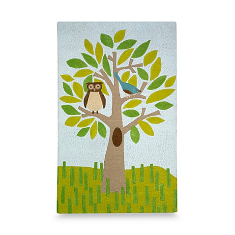 DwellStudio® Tree Multi Large 5-Foot x 8-Foot Rug