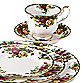 Royal Albert 5-Piece Place Setting in Old Country Roses
